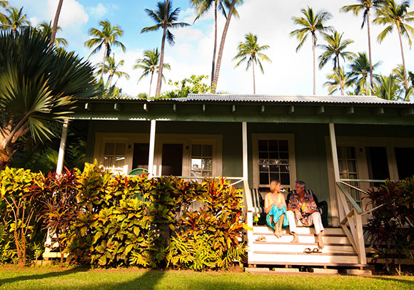 Bed and Breakfasts on Kauai   Hawaii.com